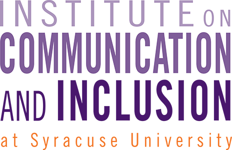 Institute on Communication and Inclusion at Syracuse University